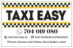 taxi relax prasek letní parket